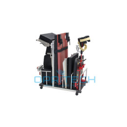 Operating Table Accessories Cart