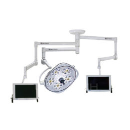 Aurora IV LFSLFSAUA5 160,000 Lux LED On 900 Radial Arm + 1000/1100 Monitor Arm
