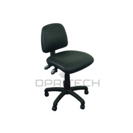 Theatre Chair, Black, Anti-microbial