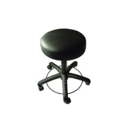 Deluxe Stool Foot Ring Operated