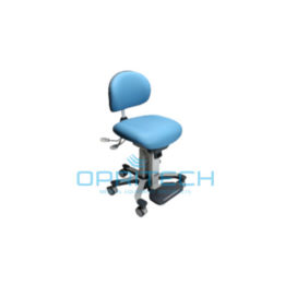 Jive Surgeons Stool, Electric With Foot Button Controls