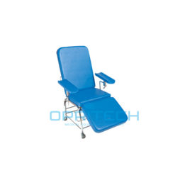 Phlebotomy Chair Fixed Height With Wheels