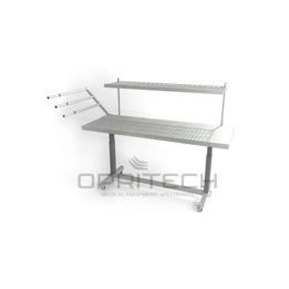 Packing Trolley 1200 X 600mm, Electric, Height Adjustable
