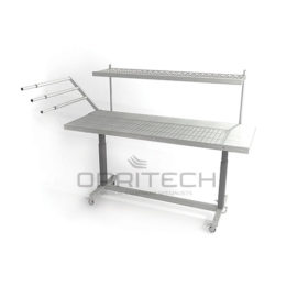 Packing Trolley 1800 X 700mm, Electric, Height Adjustable