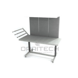 Electric Height Adjust Packing Table 1668x750mm
