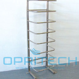 Dolly Trolley Stacking Rack – Fixed 8 Way