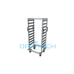 Transport Trolley 1 Section 10 Pairs Of ABS Guides (600mm Front)