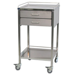 Stainless Trolleys & Equipment