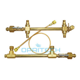 Header Bar & Copper Pig Tails