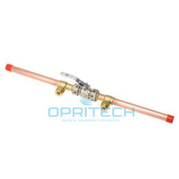42mm NIST Lockable Line Valve Medical