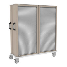 Closed Modular Trolleys