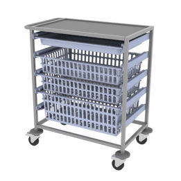 Open Modular Trolleys
