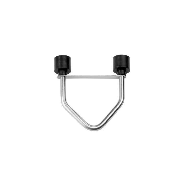 Sliding Hook - for ICS 1 Rail, Stainless Steel