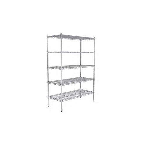 CW Static 457mm Wide 5 Shelf Unit