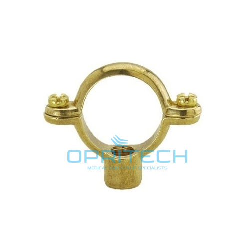 Brass Munsen Ring Tapped M10