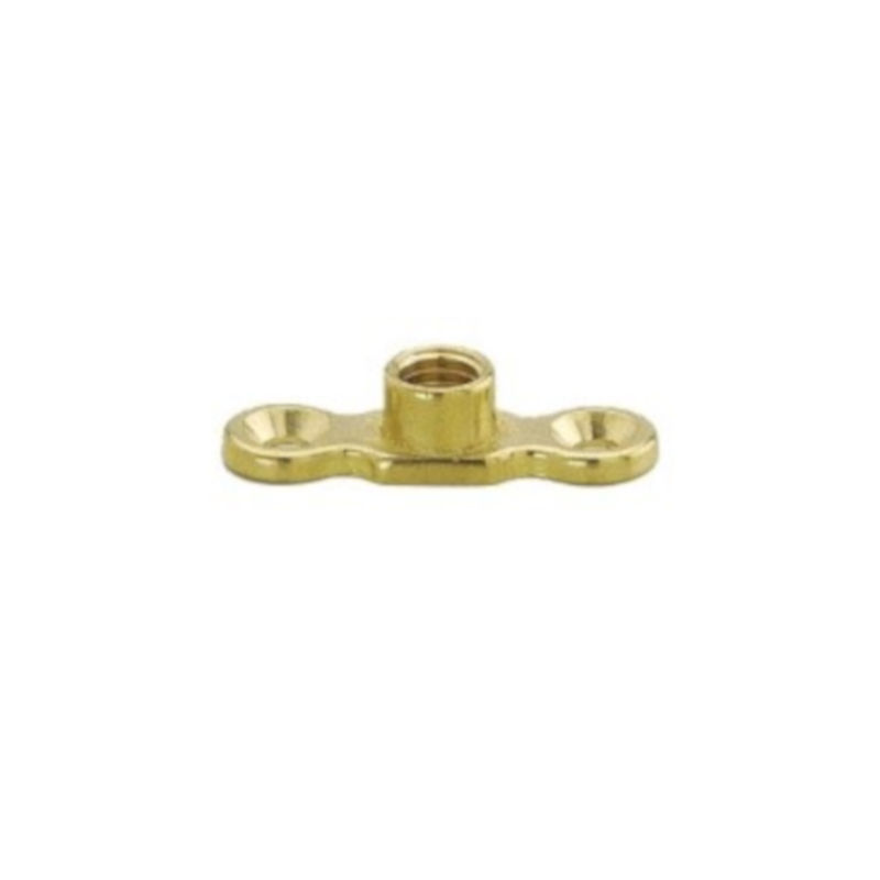 10mm Brass Female Backplate