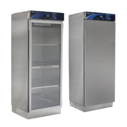 Warming Cabinet, 1 Compartment, 2 Adjustable Shelves, Digital Controls, USB With Lock