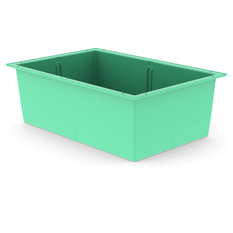 TRAY 20h X 60 X 40 – AntiMicrobial