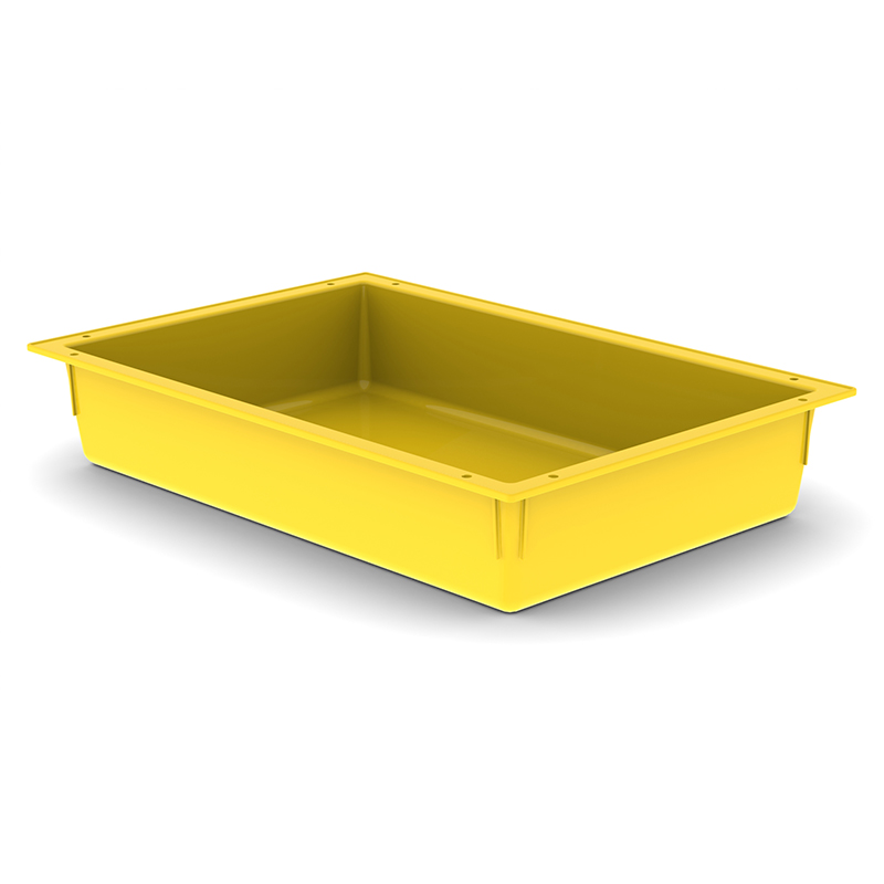 TRAY 10h x 60 x 40 - Sterile High Resistance, non divisible