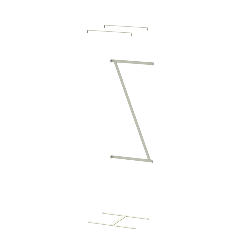 Lateral Support Set for U-type Rack