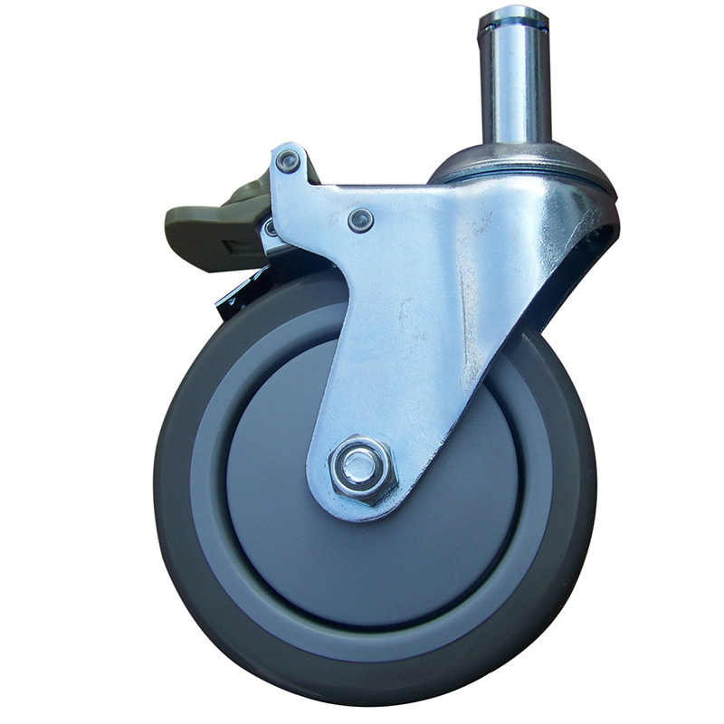 Casters/wheels 7,5cm for all Racks - set of 2 pieces