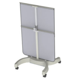 Double Flexible Panel Mobile Shield 314/05