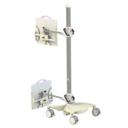 Mobile Detector Holder, Counterbalanced
